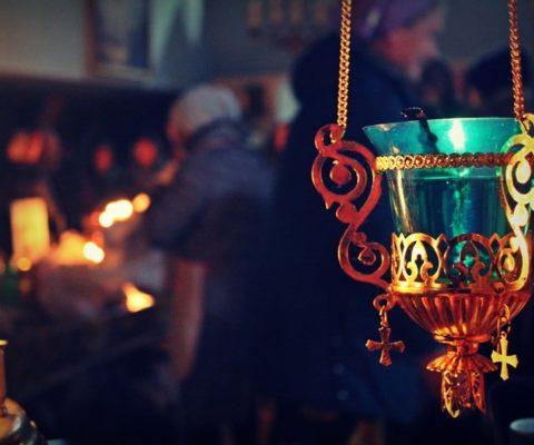 Димитриевская родительская суббота в Свято-Николаевском женском монастыре